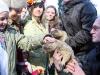 День сурка во Львове