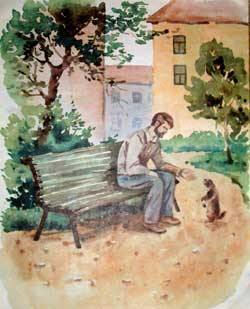 Кучук (детская книжка о сурках) 11
