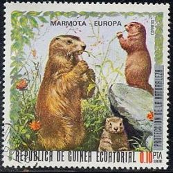 Сурки на почтовых марках 3