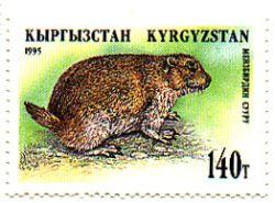 Сурки на почтовых марках 9