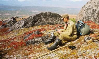 На Камчатке подсчитали черношапочных сурков
